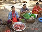 Monywa Morning Market