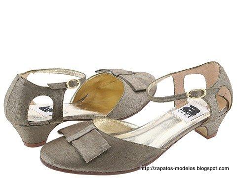 Zapatos modelos:LOGO808928