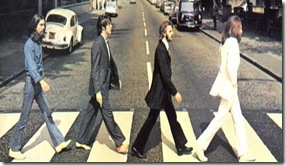 Fans de los Beatles usar Facebook, Twitter para Salvar Abbey Road