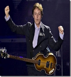 Paul McCartney vuelve a Hollywood Bowl el 30 de marzo