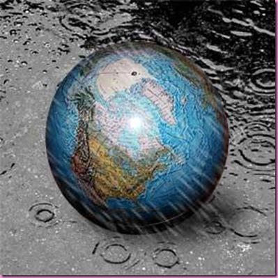 regnvær
