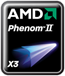 AMD Phenom II X3