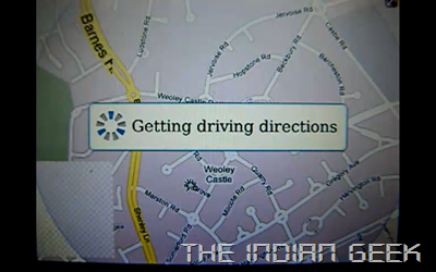 Google Maps for Blackberry