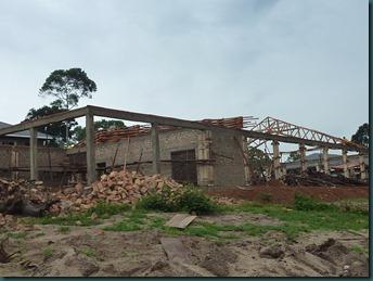Broadway team, buildings, Kibaale administrators 010