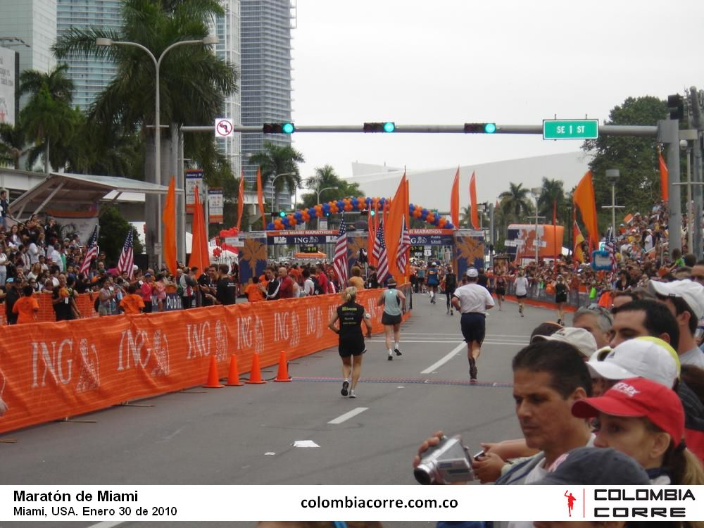 consejos para una maraton