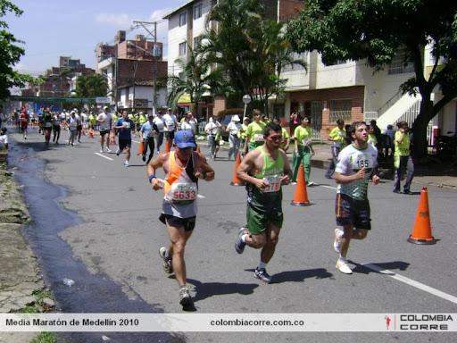 consejos para una media maraton