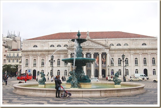 Rossio - Teatro D.Maria II