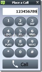 CUCIMOC Dial Pad