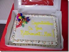 Greggs Cake