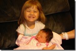 Jaelynn and Brylee