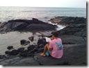 ハワイ島でリラックス