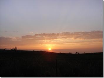 ハワイ島・サンセット・夕日
