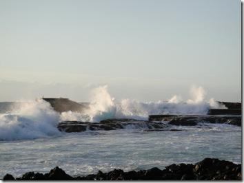 ハワイ島・波