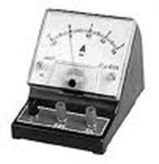 double range ammeter