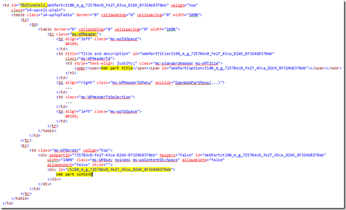 Change Web Part Background Color Sharepoint
