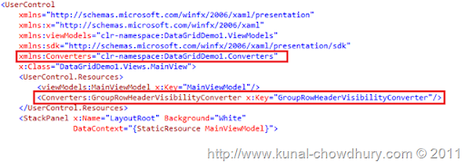 Html To Xaml Converter