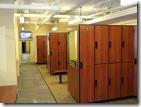 gym locker room