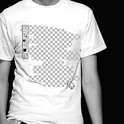 Camisa Photoshop Transparente