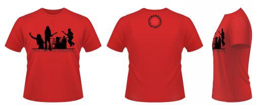 Modelo 3 - Camisa RHCP