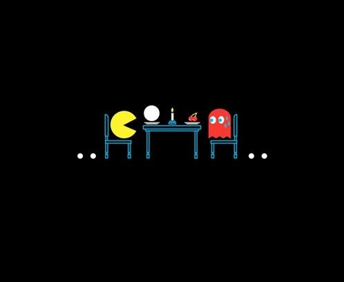 Pacman - Jantar Romântico