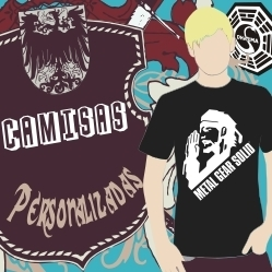 Camisas Personalizadas - Vetores e Tutoriais