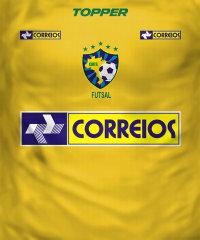 Camisa da seleção brasileira de futsal