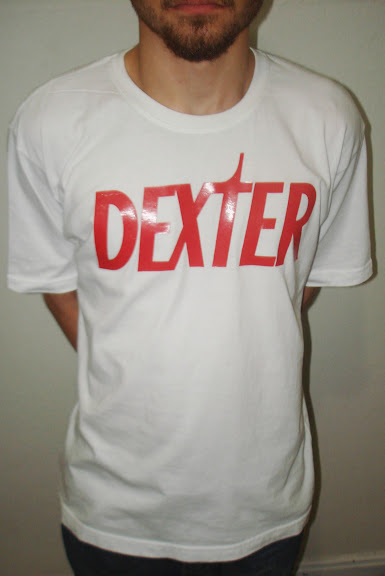 Camisa Dexter Morgan Showtime - Serial Killer - Foto