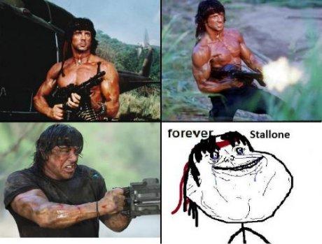Forever Stallone