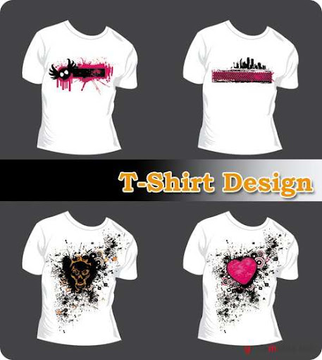 Estampa: T-Shirt Design