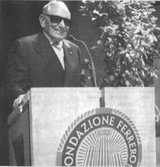 Cav Pietro Ferrero