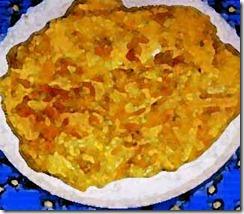frittata cipolle e prosciutto cotto