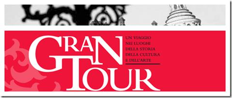 Gran tour, Piemonte