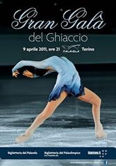 Gran Galà del ghiaccio, Torino 9 aprile 2011
