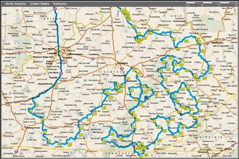 Kentucky-Route