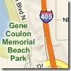 Coulon Park (click for larger map)