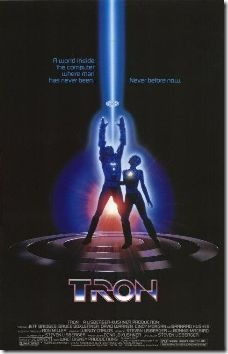Outdoor Movie Series: Tron poster
