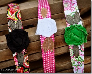 vintagerosewraps_hairties