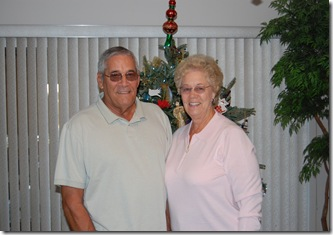 Uncle Kenny and Aunt Mary