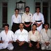 Одесса, январь 1998г. Международный семинар Айкидо. Шихан Ральф Сингер (США), 6-дан Айкидо