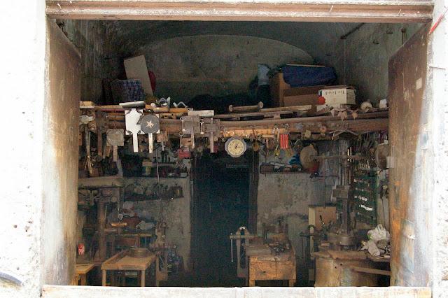 Palermo Werkstatt