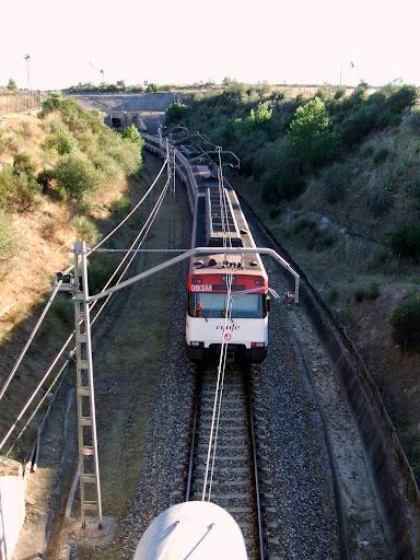 La historia de Cercanías Madrid: 1975 1989: Los inicios