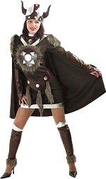 sexy Helga Viking Costume