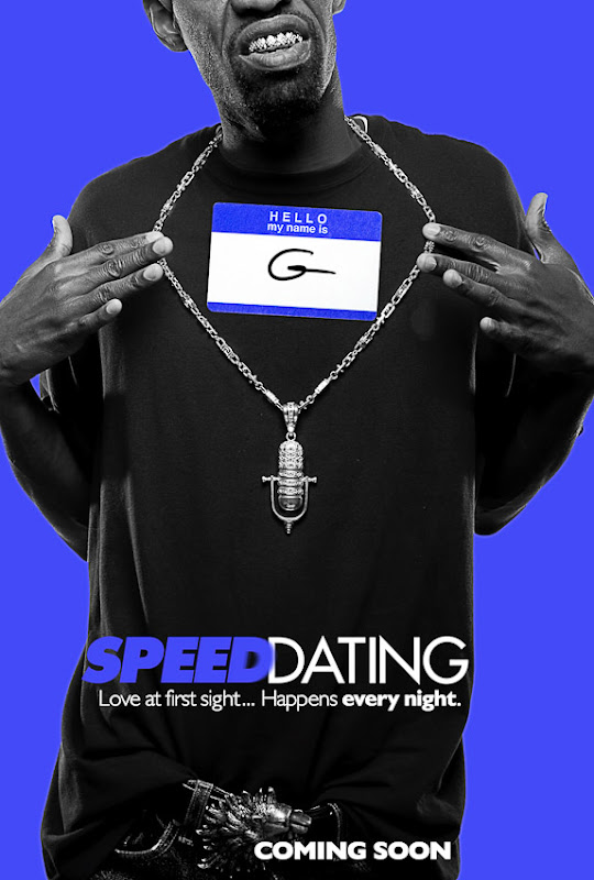 Speed Dating movie poster by Scott Shepard Photography