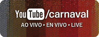 Carnaval da Bahia transmitido em horários variados pelo YouTube