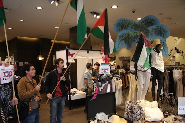 h&m boycott israel bilbo