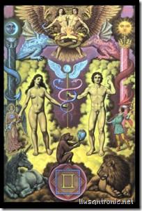 Mitología sobre Geminis