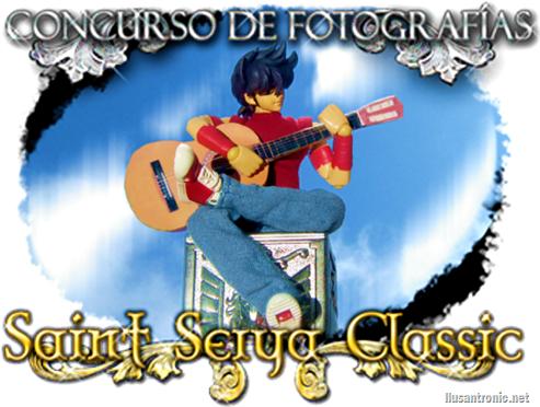 """Concurso de Fotografías """"Saint Seiya Classic"""""""