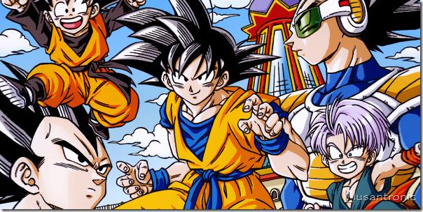 Dragon Ball Regresa de la pluma de Akira Toriyama