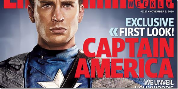 Cinetronic Regresa » Primeras Imágenes del Capitán América