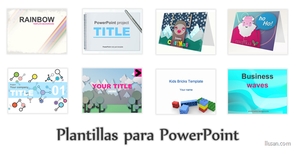 Plantillas de Power Point para Descargar Gratis